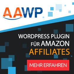 Amazon Affiliate WordPress Plugin - Produktboxen + Bestseller-Listen für Blogs und Nischenseiten
