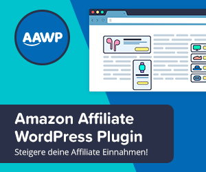 Amazon Affiliate WordPress Plugin - Das #1 Plugin für erfolgreiches Affiliate Marketing